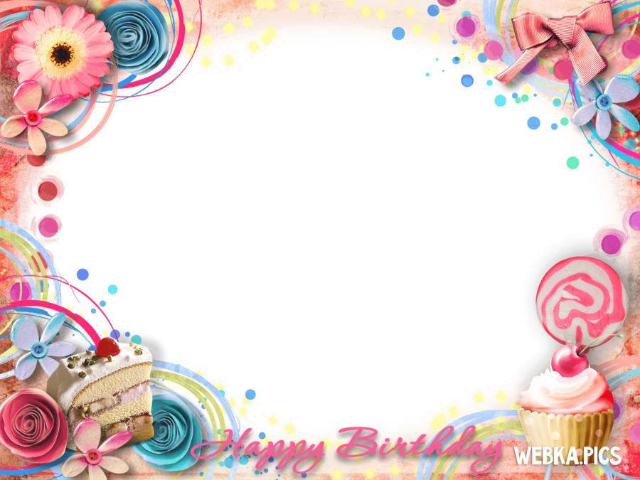 Birthday Circle Transparent Png Image Clipart Free Download