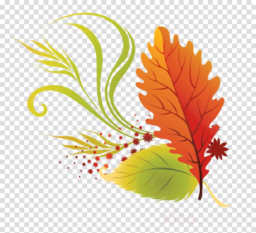 fall leaves clip art transparent clipart Autumn Clip art