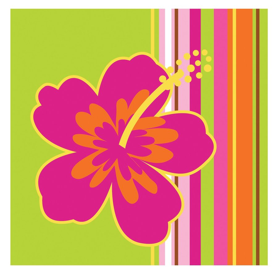 Download Flores De Hawaii Decoracion Clipart Rosemallows Hawaii
