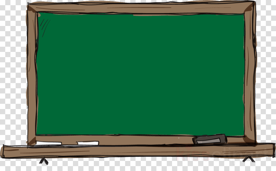 School Chalk Board Clip Art
