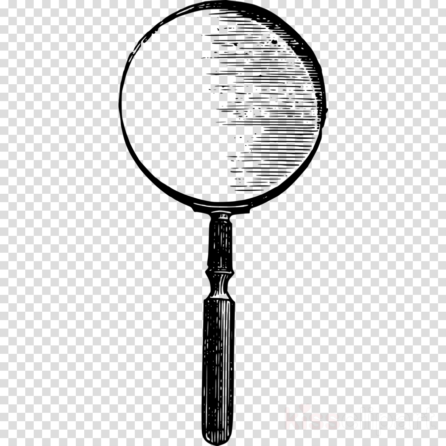 vintage magnifying glass vector clipart Magnifying glass Clip art
