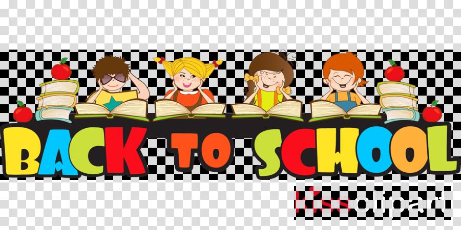 Back To School Education Background Clipart School Food Transparent Clip Art