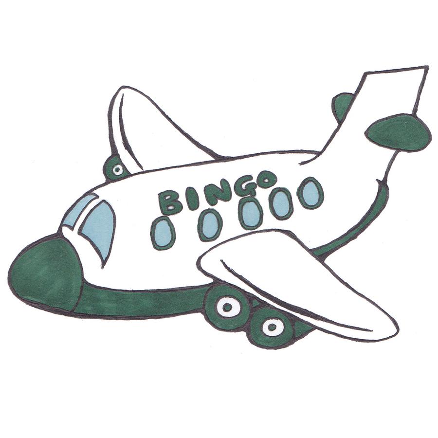 Самолет картинки для детей