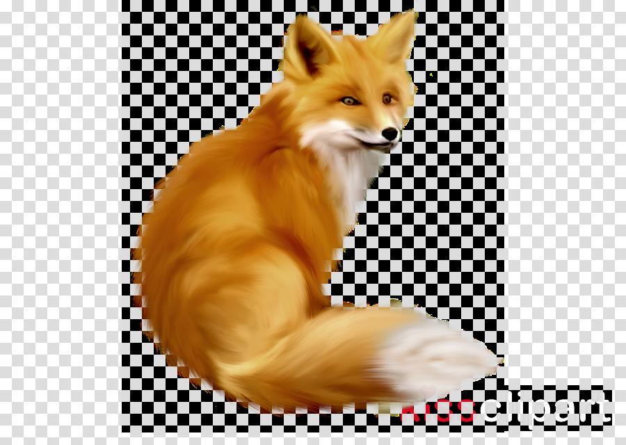 fox clipart Red fox Clip art