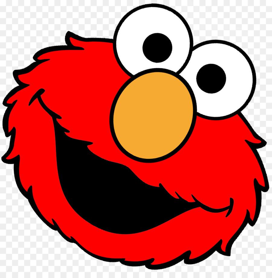 Sesame Street Clipart Elmo Nose Flower Transparent Clip Art