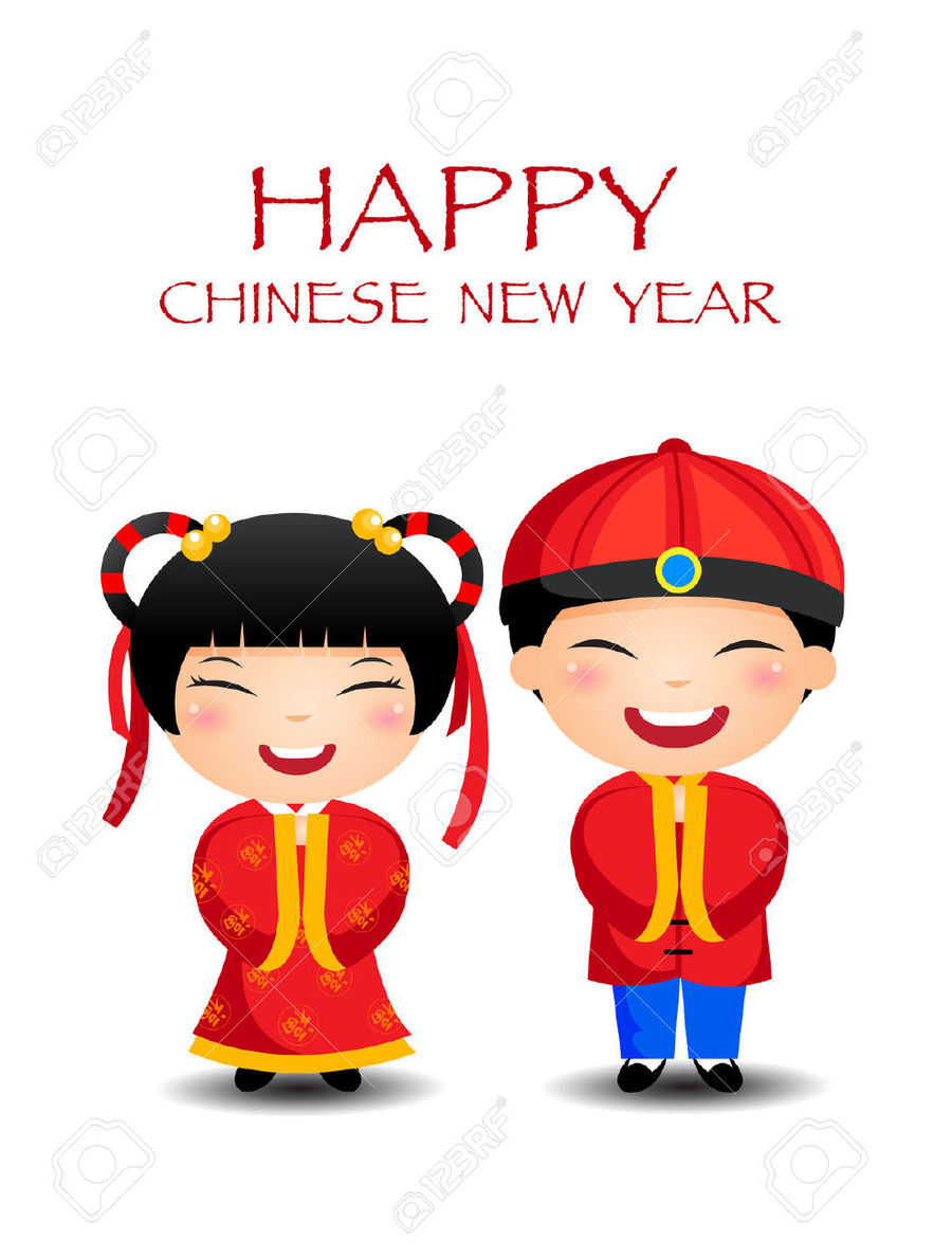 chinese new year kids clipart chinese new year clip art