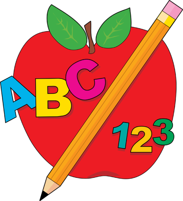back to school clipart Clip Art for Back-To-School Clip art