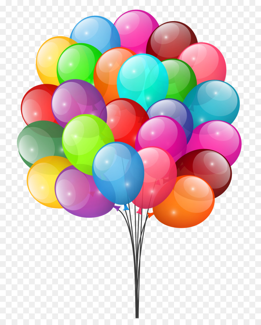 real balloons png hd clipart Balloon Clip art