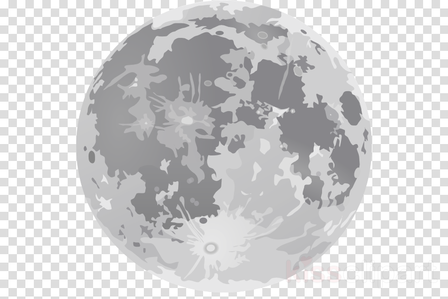 full moon clipart Full moon Supermoon Clip art