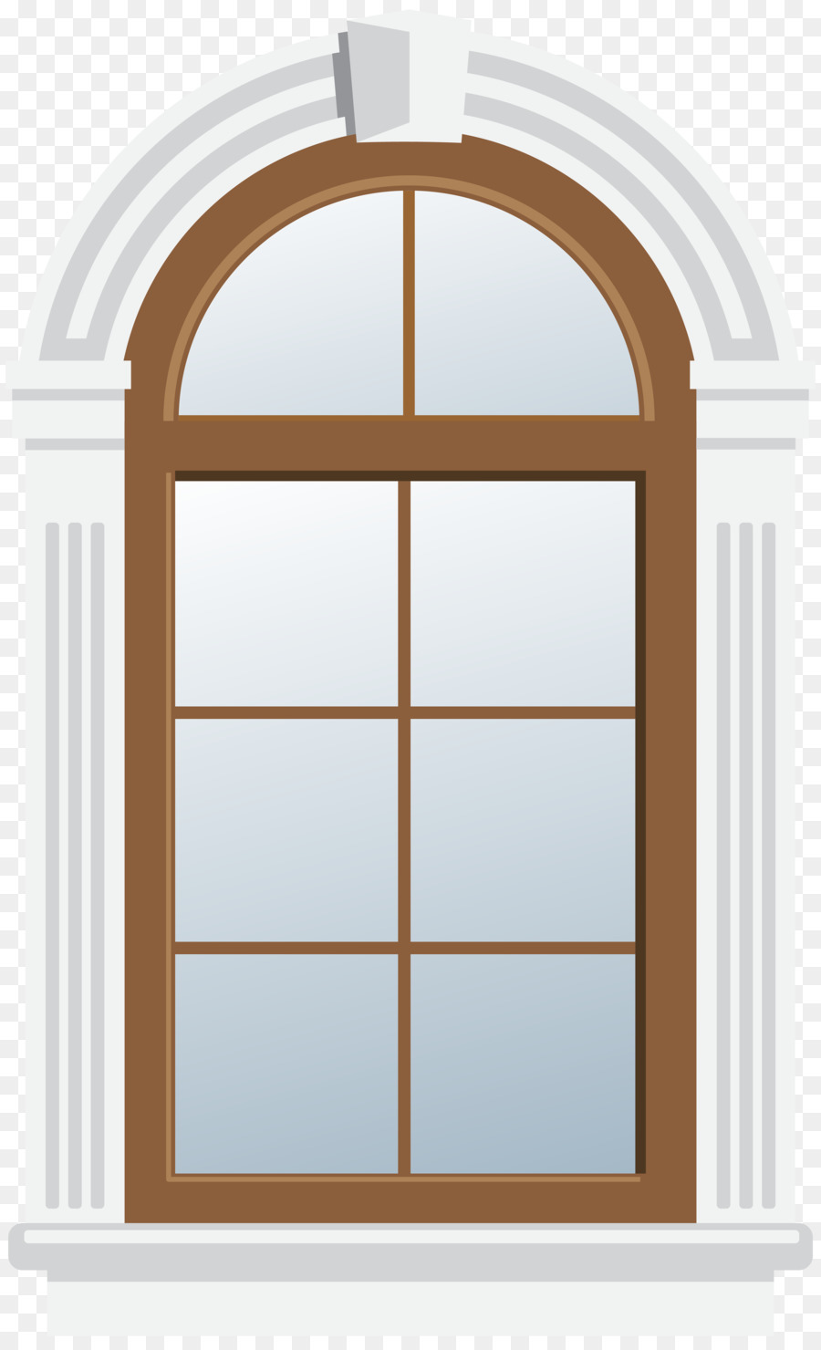 Window Cartoon