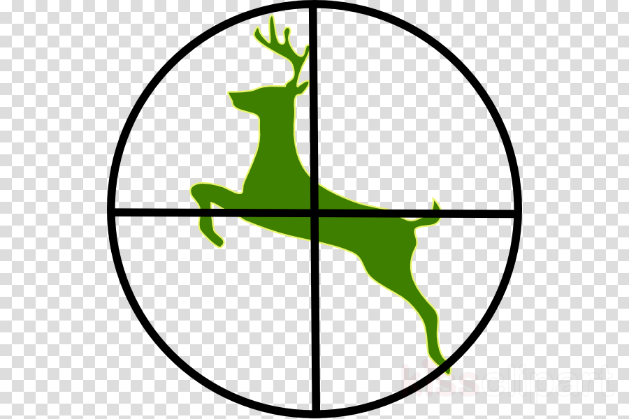 over hunting clipart Deer hunting Clip art