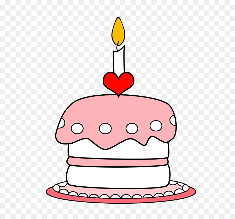 Birthday Cake Cartoon Clipart Cake Birthday Food Transparent Clip Art