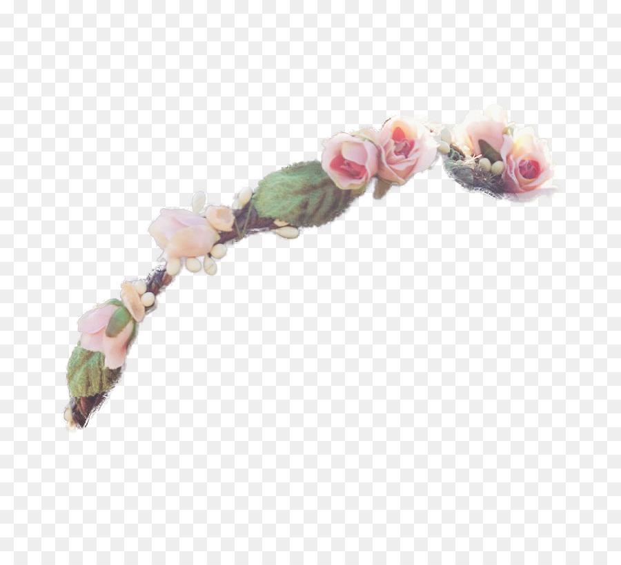 Pink Flower Cartoon Clipart Flower Crown Transparent Clip Art Vector image plantae series cartoon plants: pink flower cartoon clipart flower