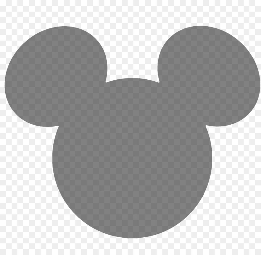 Download Mickey Head Silhouette Clipart Mickey Mouse Minnie Mouse