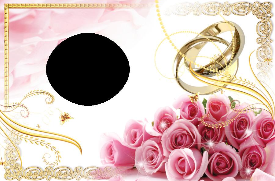 Transparent Pink Frame For Wedding Background Clipart Invitation Picture Frames Desktop Wallpaper