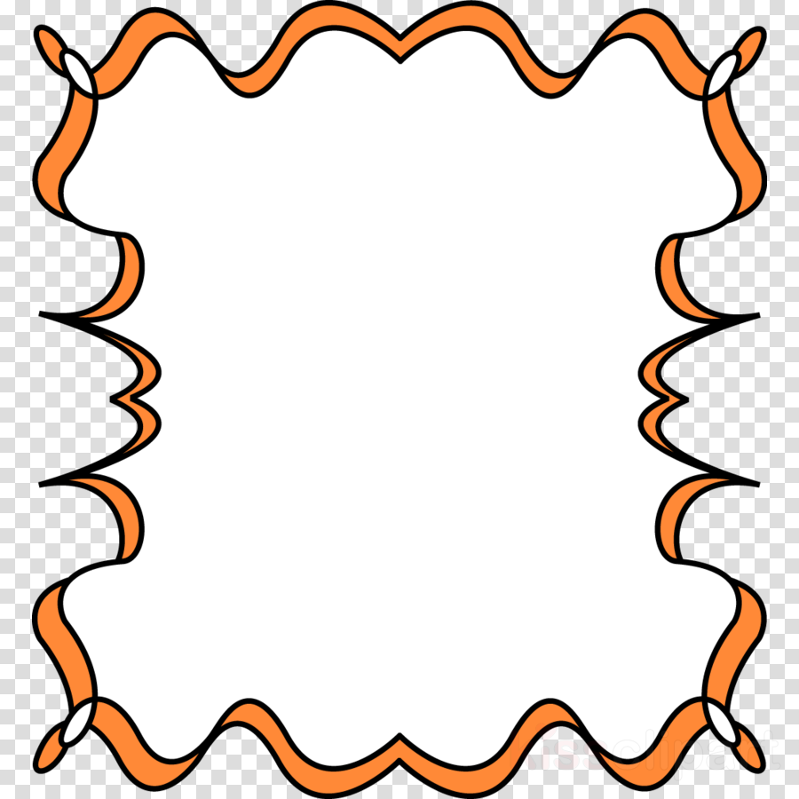 squiggly border clipart Borders and Frames Clip art