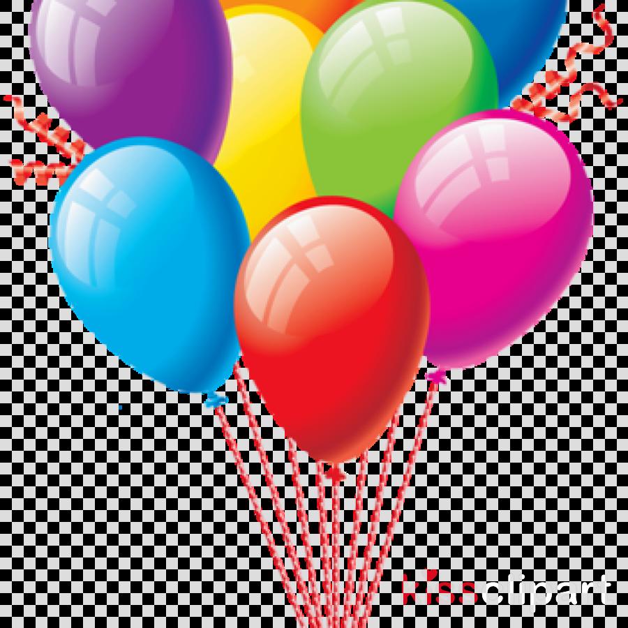 birthday balloons clip art clipart Birthday Balloon Clip art