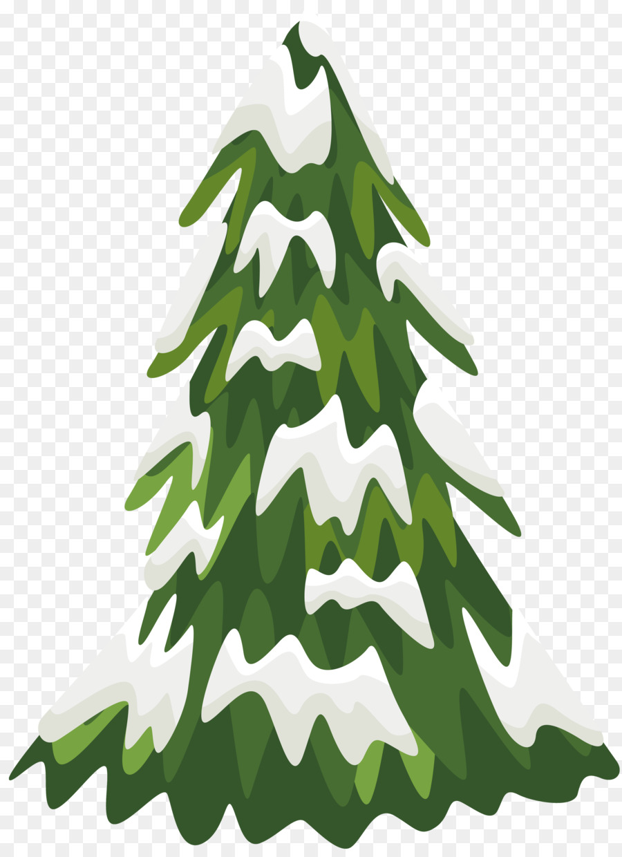 Christmas tree snow. Snowtransparent png image clipart