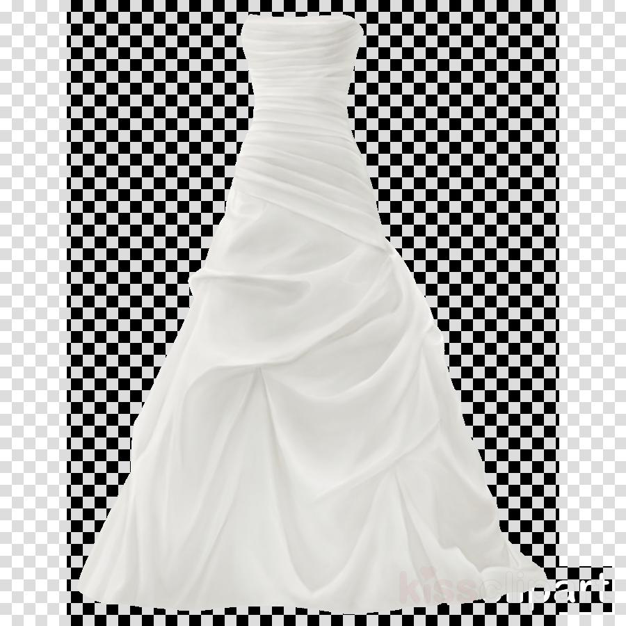 gown clipart Wedding dress Cocktail dress