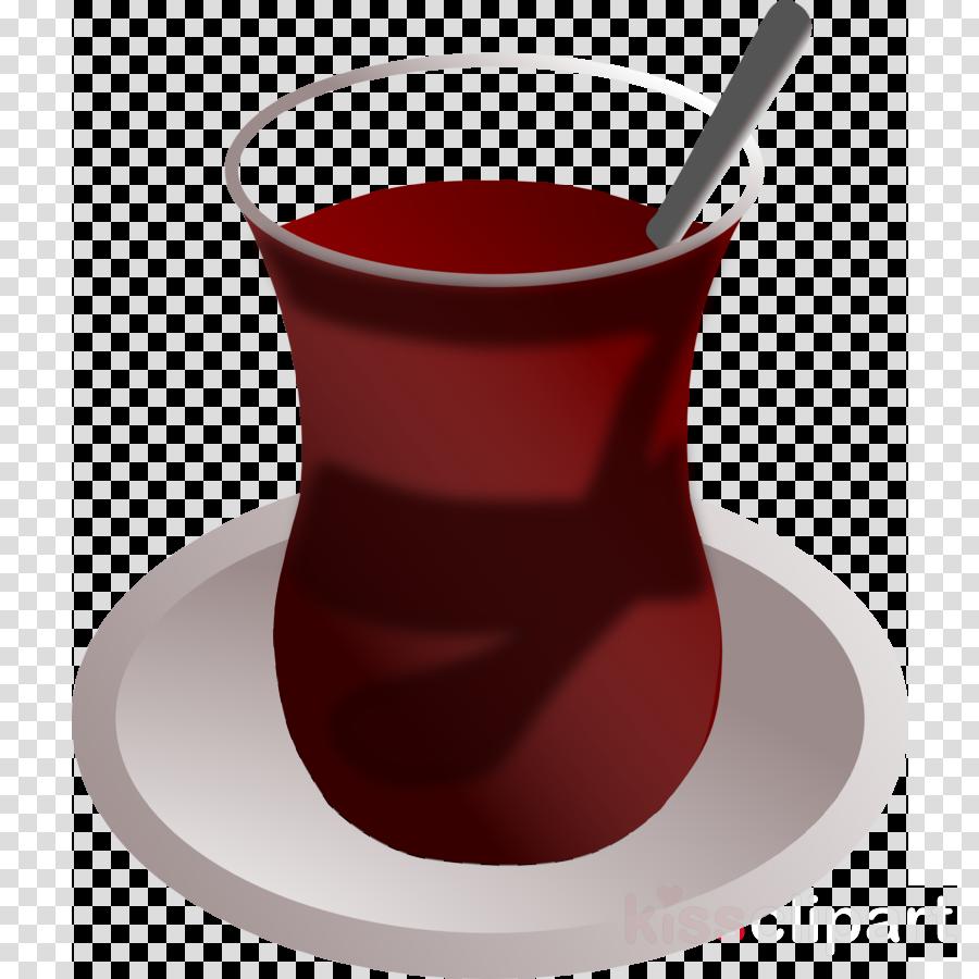 black tea clipart White tea Green tea