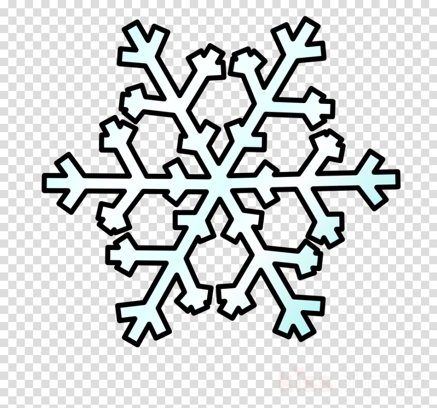 Snowflake Snow Winter Transparent Image Clipart Free Download