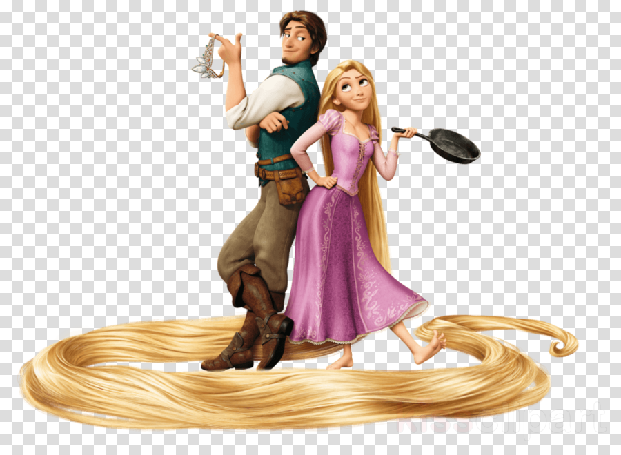 rapunzel and flynn png clipart Flynn Rider Rapunzel Tangled: The Video Game