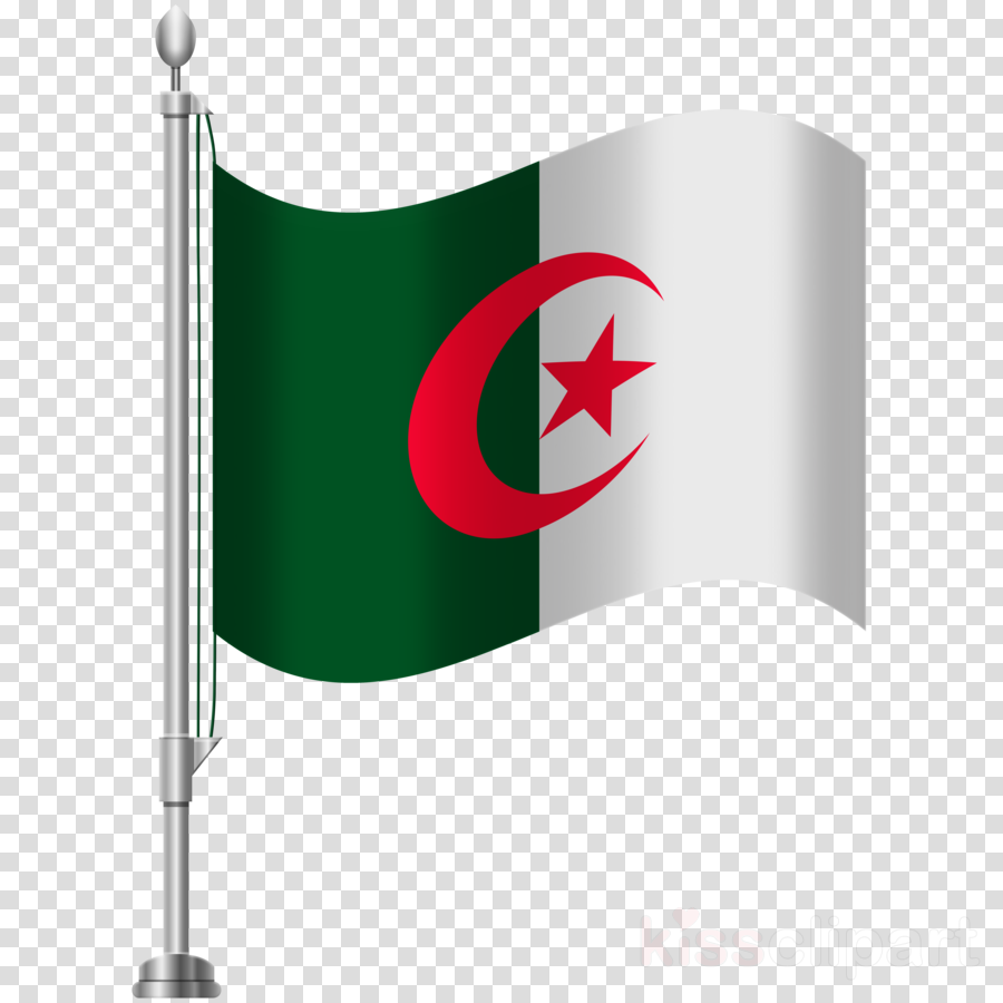 algeria flag png clipart Flag of Algeria Clip art