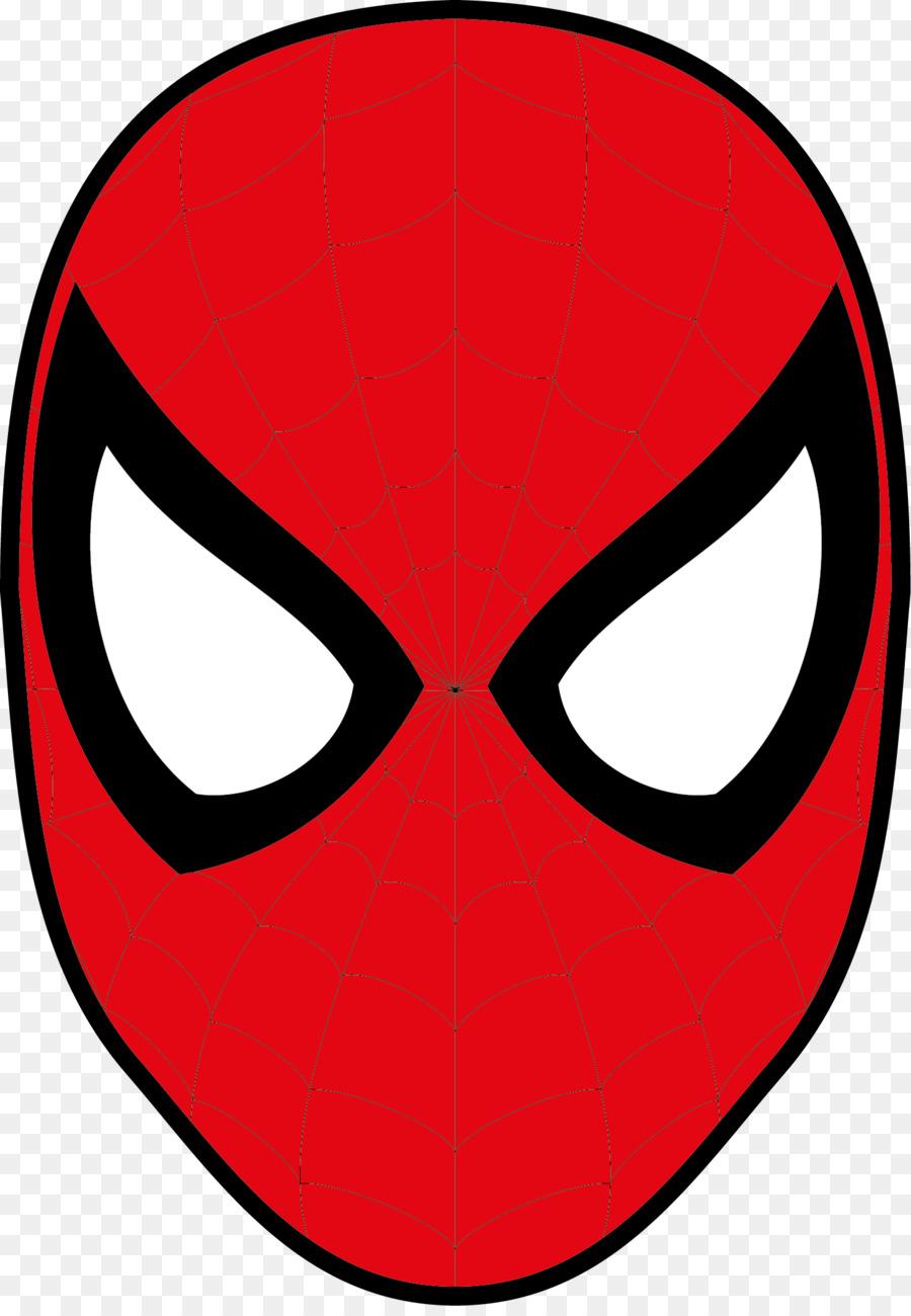spiderman mask clipart Spider-Man Spiderman 1 Iron Man