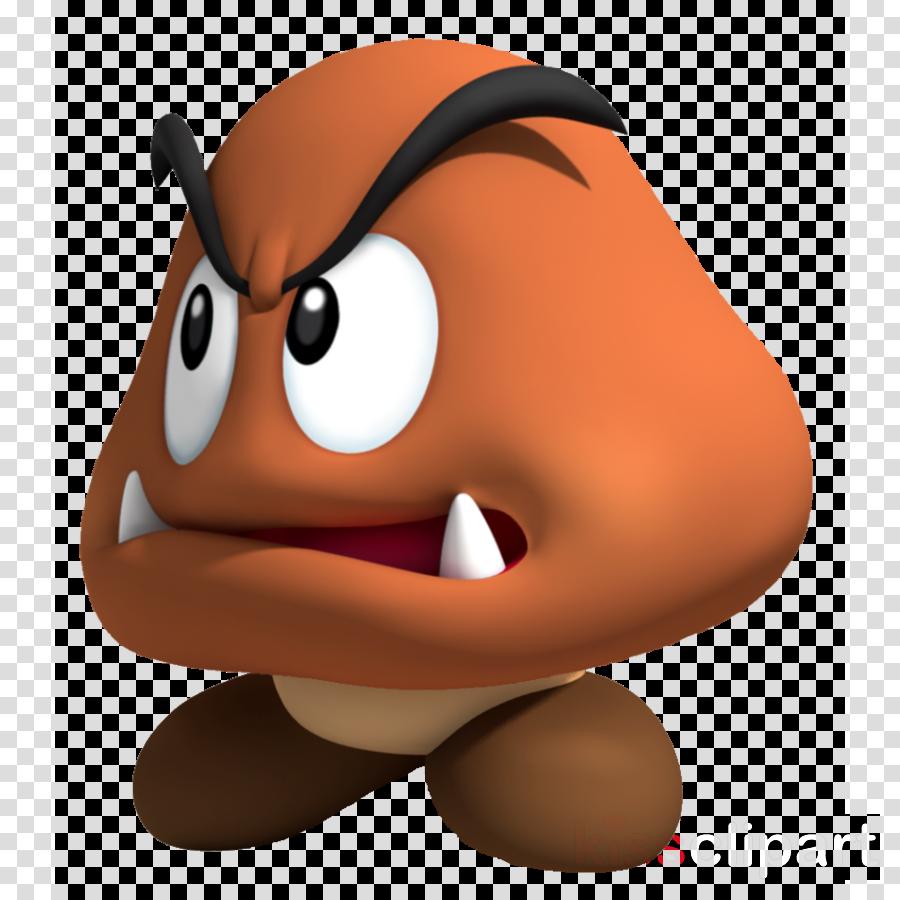 Mario goomba. Download tower clipart super