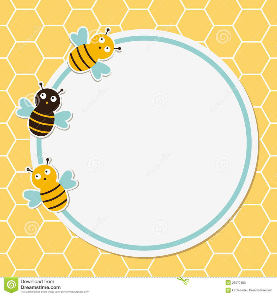 Download background cute frame clipart Picture Frames Clip art | Bee ...