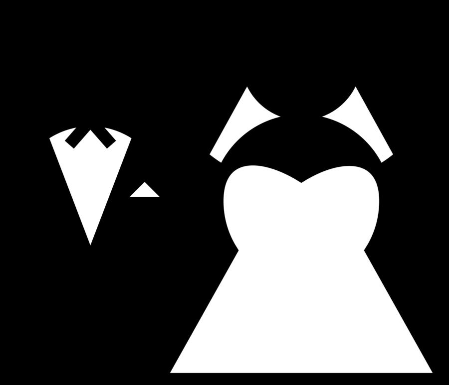 bride and groom cartoon clipart Wedding invitation Bride Clip art