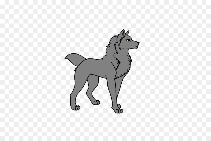 Wolf cartoon. Clipart puppy dog transparent