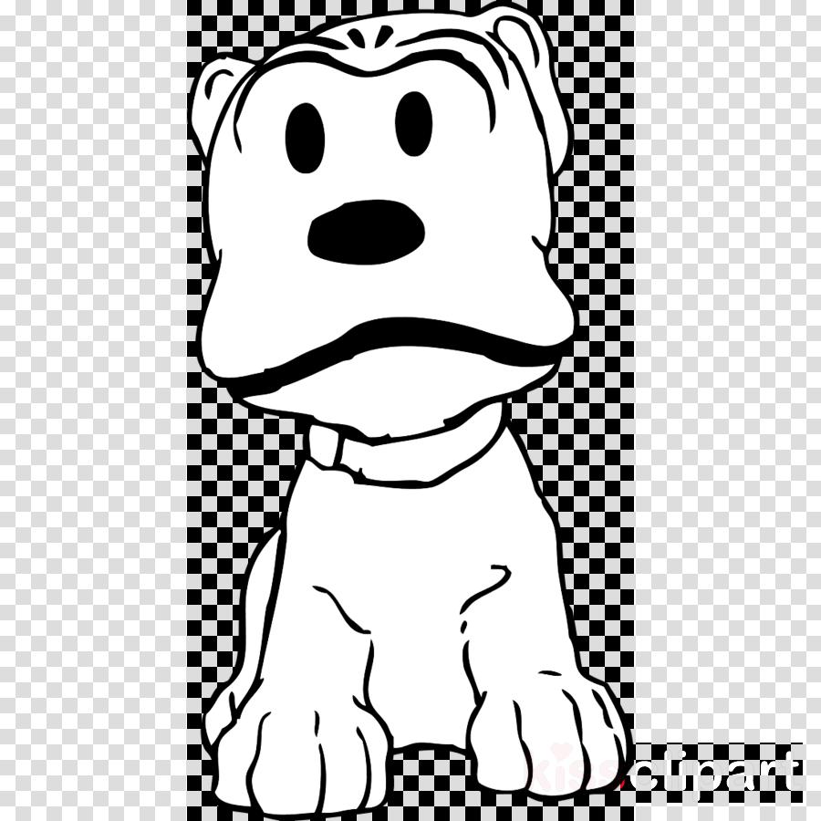 Clip art clipart Bulldog Puppy Dalmatian dog