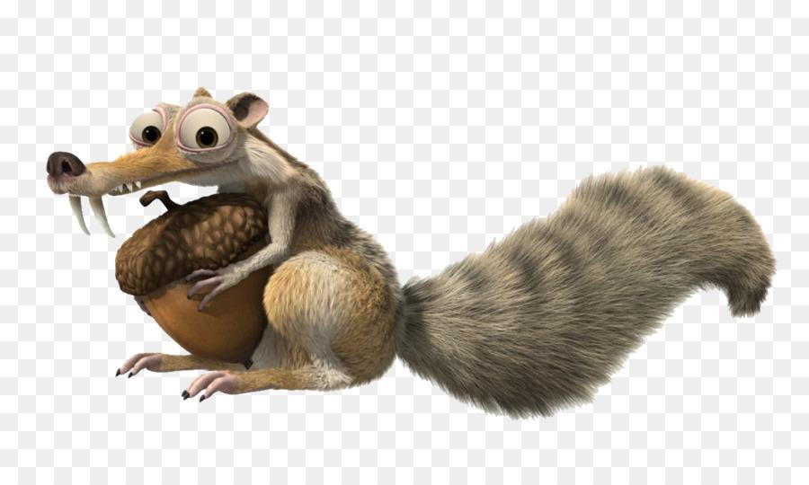 Download scrat squirrel ice age clipart Scrat Sid Squirrel