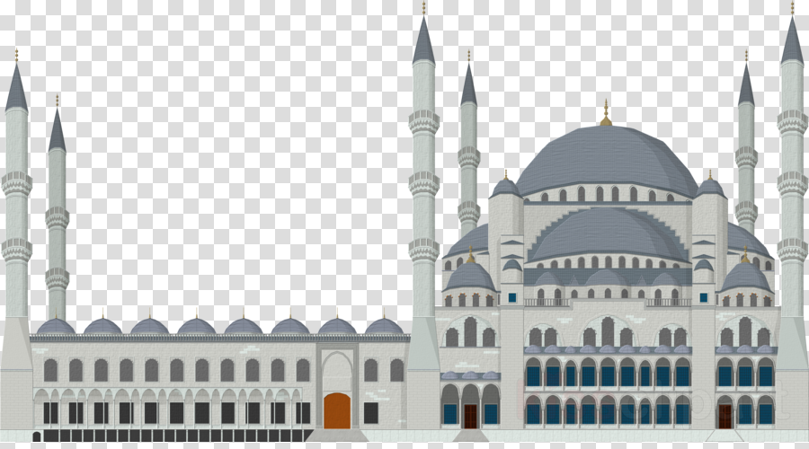 beautiful mosque png clipart Sultan Ahmed Mosque Süleymaniye Mosque Ortaköy Mosque