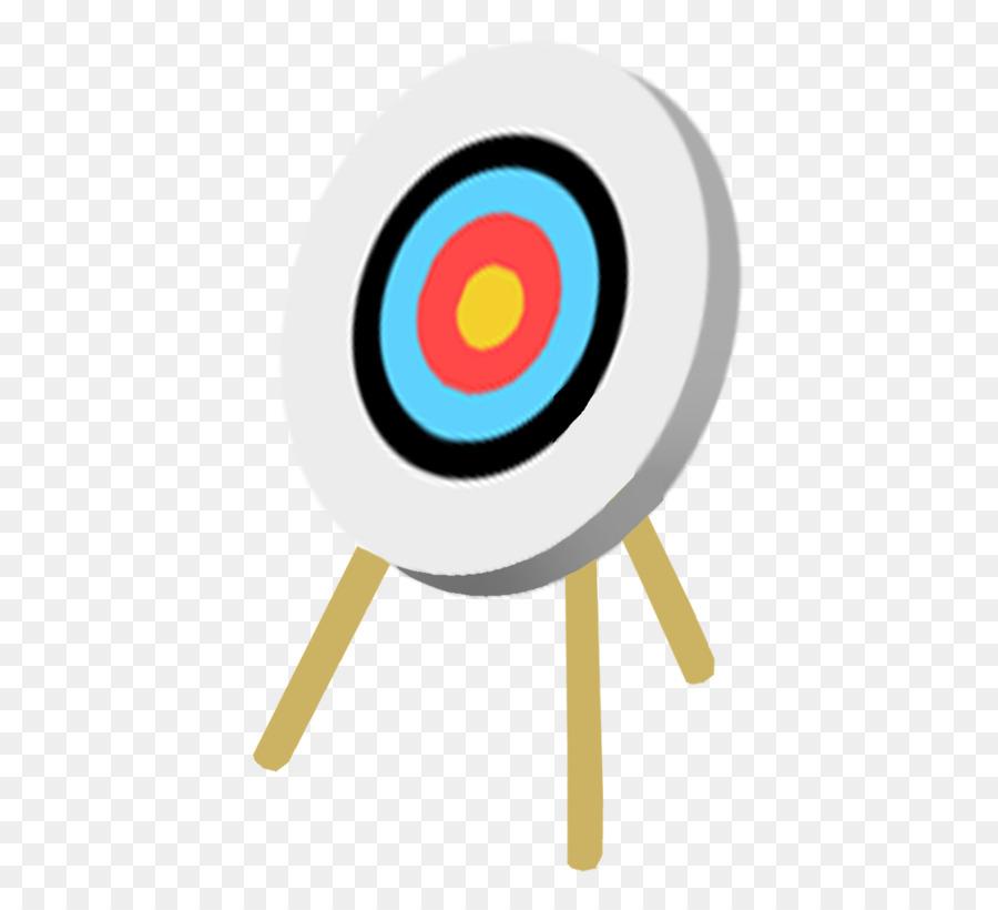 Icon clipart Target archery Clip art
