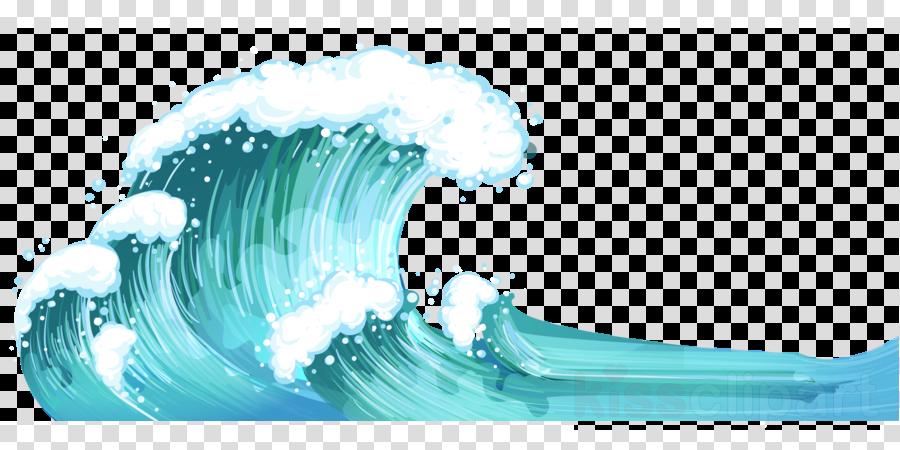 waves transparent clipart Wind wave Clip art