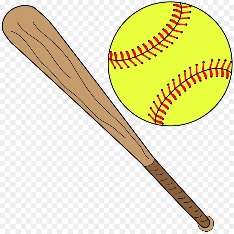 Softball baseball. Tennis ball clipart sports