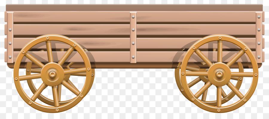 wooden cart clipart Cart Clip art