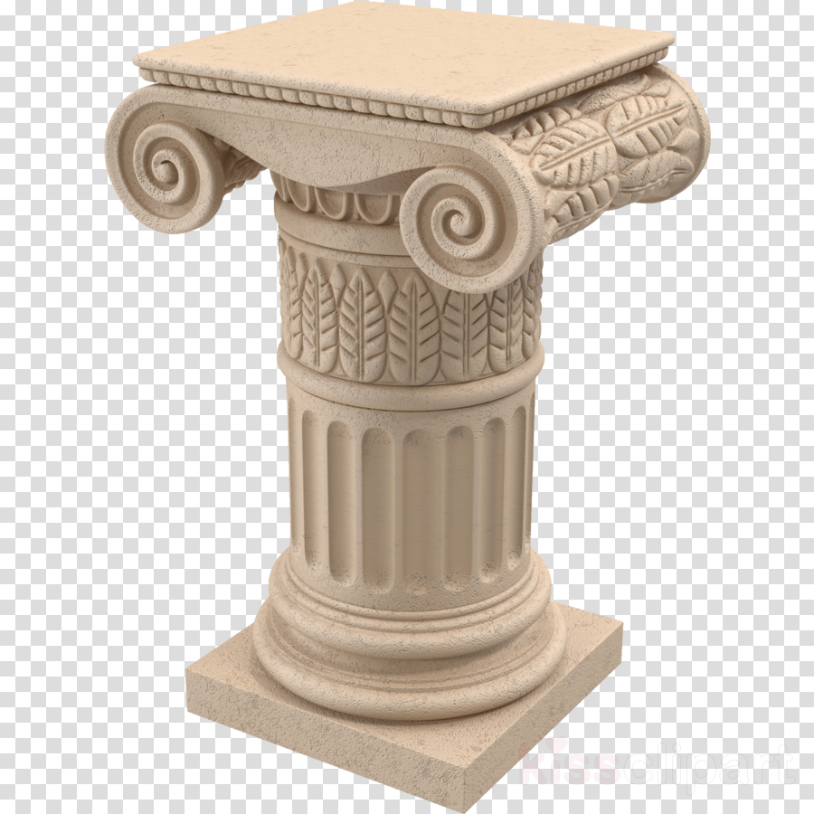 column png clipart Column Ionic order