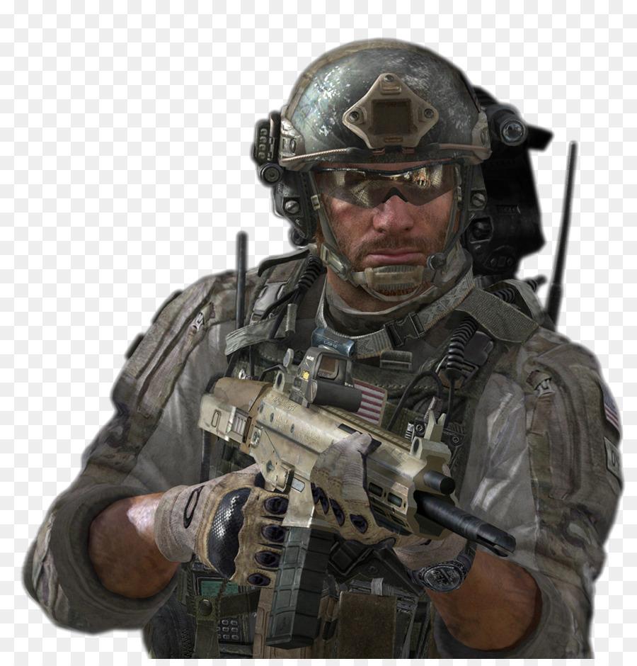 Sandman Mw3 Clipart Call Of Duty Modern Warfare 3 4