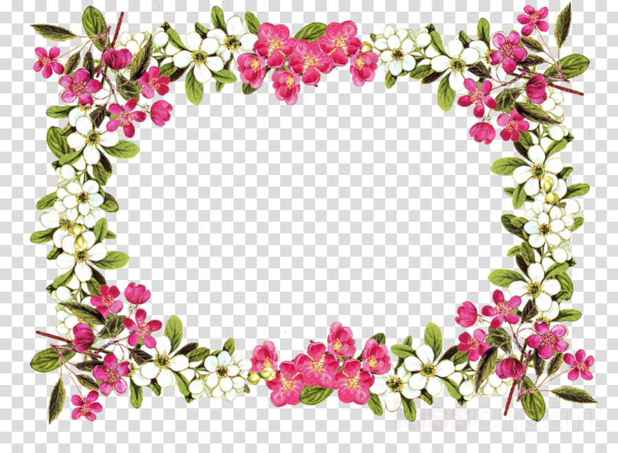 flower frame clipart Flower Floral design Clip art