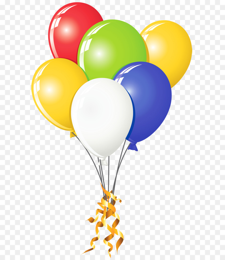 Balloons transparent. Hot air balloon cartoon
