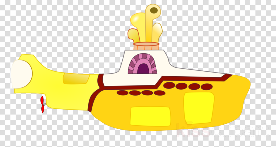 beatles yellow submarine png borders clipart The Beatles Yellow Submarine Clip art