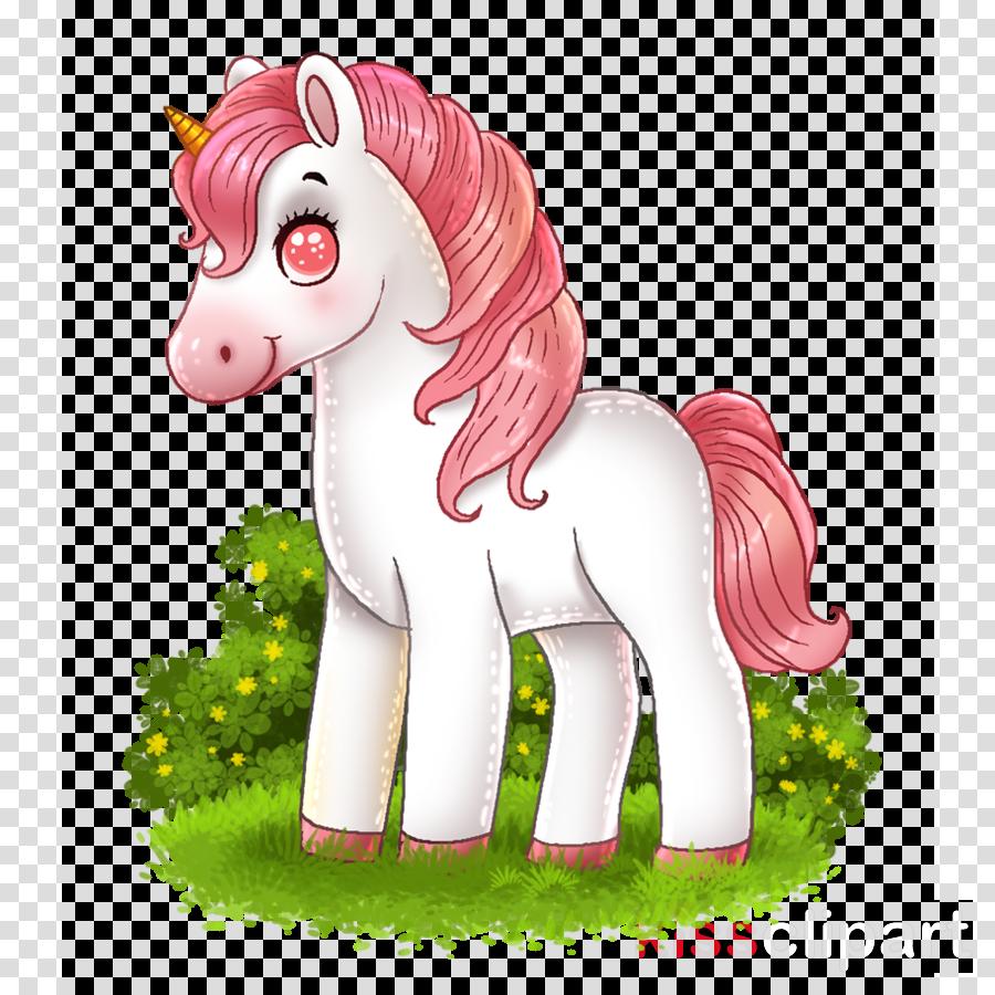 cute unicorn clipart - 800×913
