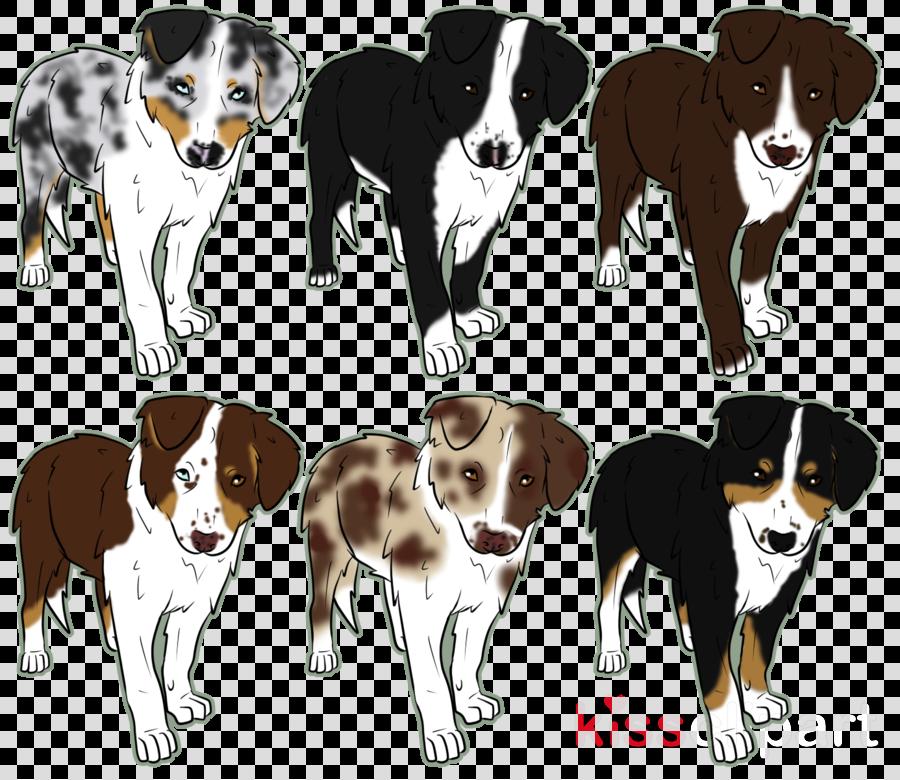 cartoon australian shepherd clipart Dog breed Puppy Australian Shepherd