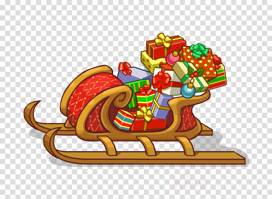 сани деда мороза png clipart Ded Moroz Clip art