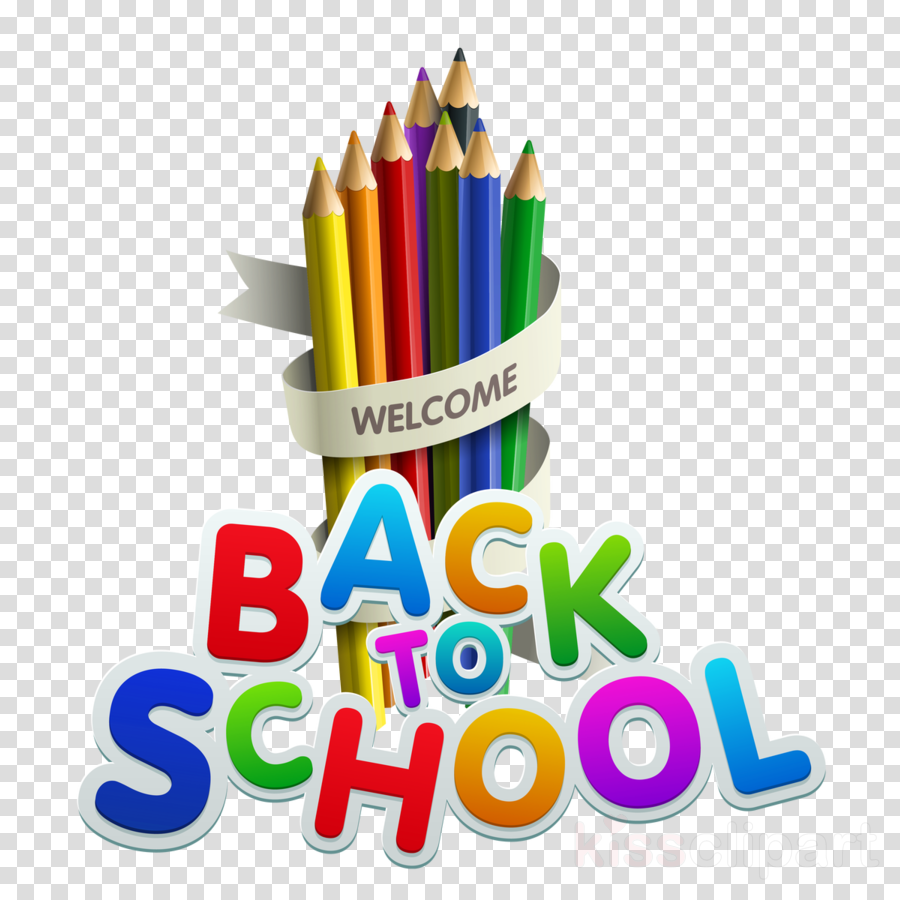 welcome back to school transparent clipart National Primary School First day of school