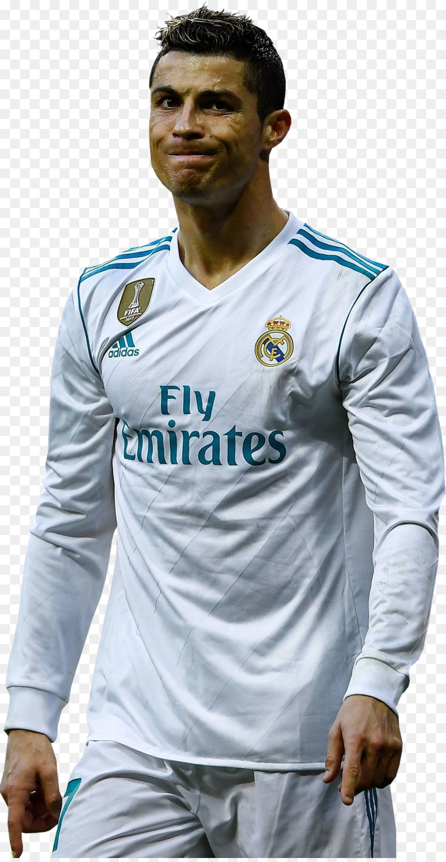Cristiano Ronaldo clipart - Football, Clothing, Tshirt, transparent clip art