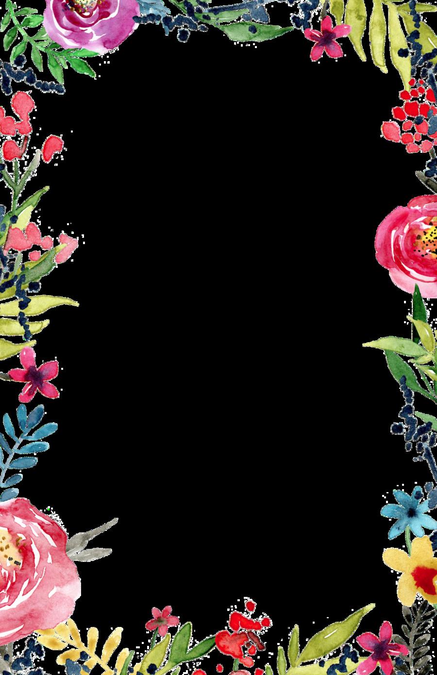 Floral Transparent Background Free